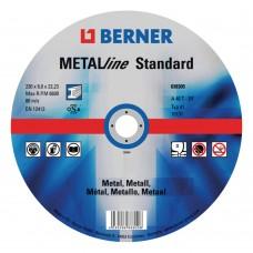 Berner METALline Standard tisztítókorongok