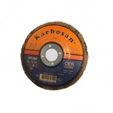 Karbosan lamellás tárcsák 125 mm
