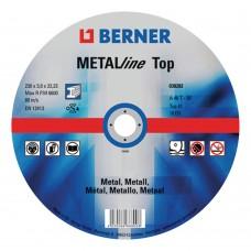 Berner METALline TOP vágókorongok