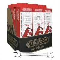 CetaForm CE-B09-R tasakos villáskulcs készlet
