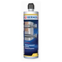 Berner kétkomponensű winter rögzítőhabarcs - Szürke