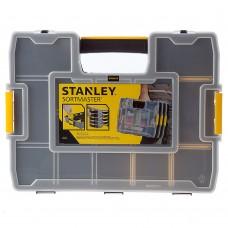 Stanley SortMaster Junior összecsatolható szortimenter