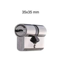 Titan K5 hengerzárbetét - 35x35 mm